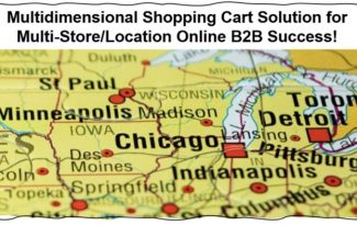 What can a Multidimensional Shopping Cart do for you